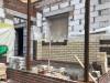 Дом из газоблока с кирпичным фасадом во Всеволжске