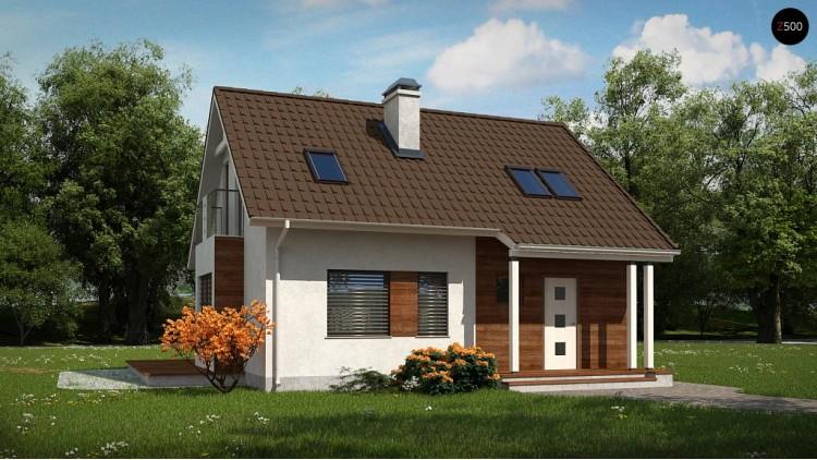Проект Z101 L h+  Проекты домов и гаражей