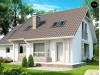 Проект стильного выгодного и функционального дома Z107