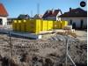 Проект дома с современными элементами в архитектуре, со встроенным гаражом - Z183