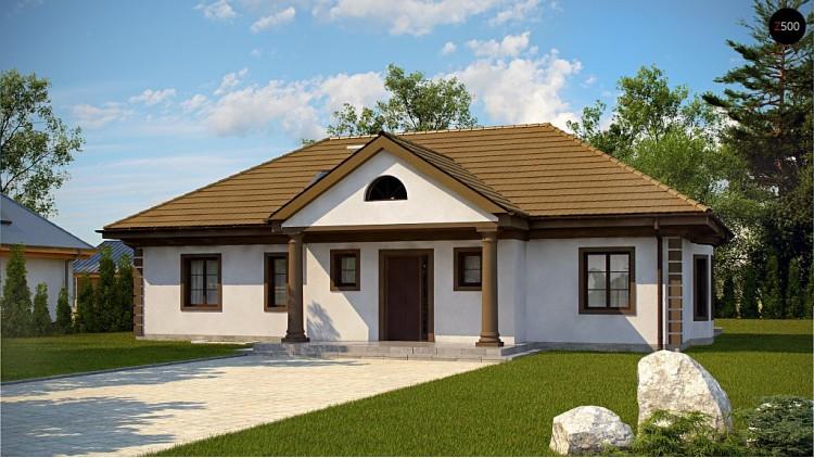 Проект Z2 + w p Вариант Z2 с подвалом  Проекты домов и гаражей