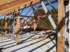 Проект одноэтажного дома с гаражом для двух автомобилей и большим хозяйственным помещением - Z209