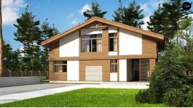 Проект Zp4 Проект бани с дополнительными комнатами отдыха  Проекты домов и гаражей