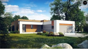 Комфортный, стильный, современный дом для большой семьи - ZX103