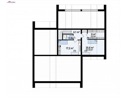 Проект Zx251  Проекты домов и гаражей