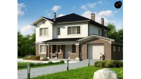 Проект Zz2 L +  Проекты домов и гаражей